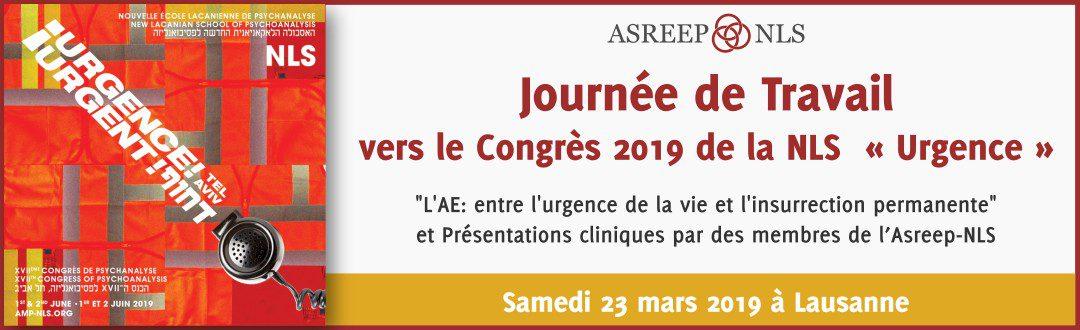 Journée de Travail vers le Congrès de la NLS «Urgence!»