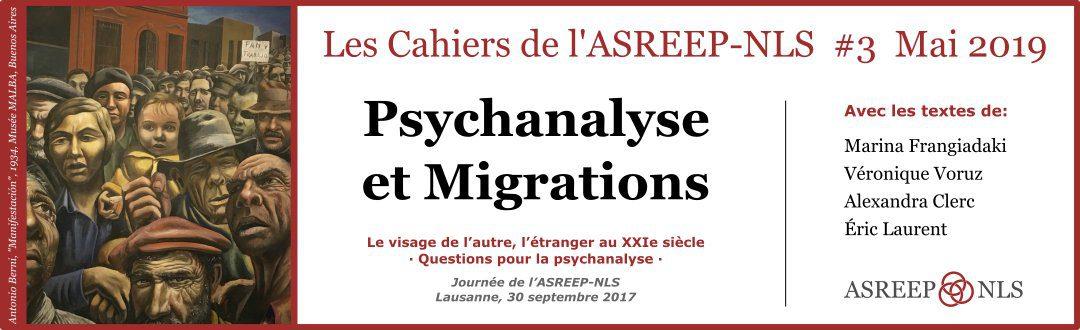 Les Cahiers de l'ASREEP-NLS nº 3