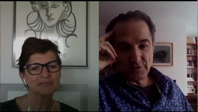 Interview de Andrés Borderias